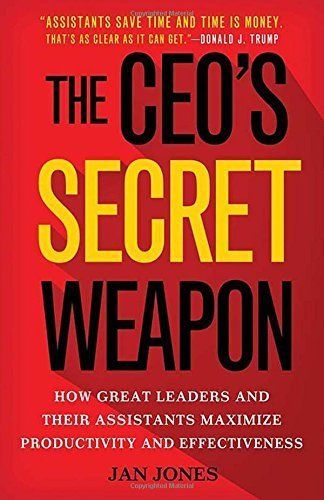 """The CEO's Secret Weapon"" by Jan Jones."